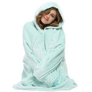 Unisex Comfy+Cozy Blanket Hoodie